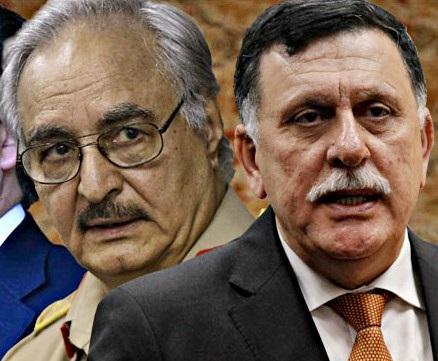 Svolta in Libia, intesa Haftar-Sarraj per governo e esercito ...