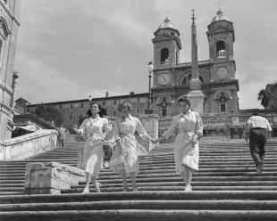 Le ragazze di Piazza di Spagna (1952)