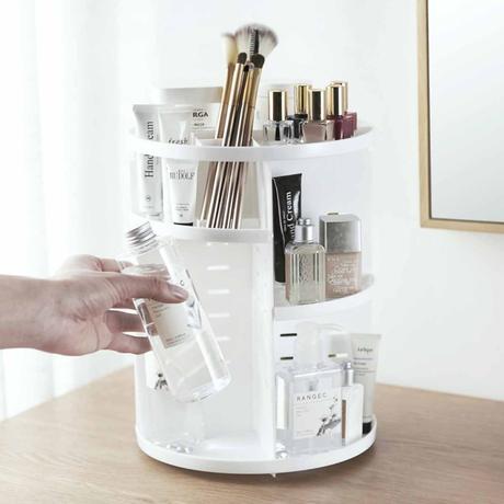 Come organizzare i propri trucchi e cosmetici: tutte le strategie