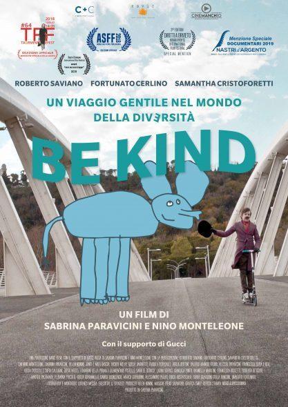 Be Kind- Un viaggio all'interno della diversità'