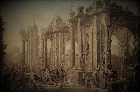 Marcia sulle rovine d'Italia