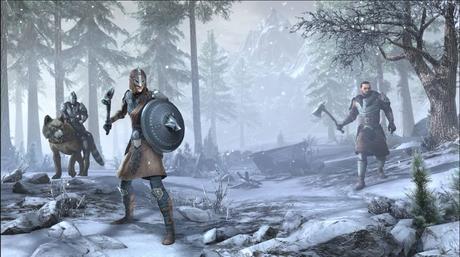 The Elder Scrolls Online: Greymoor, disponibile su Pc e Mac