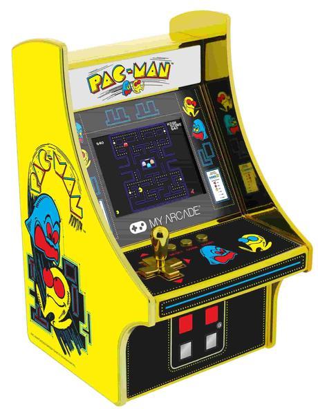 Arriva il Micro Player di Pac-Man
