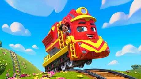 In arrivo a Settembre 2020 una nuova serie Netflix per bambini: Mighty Express