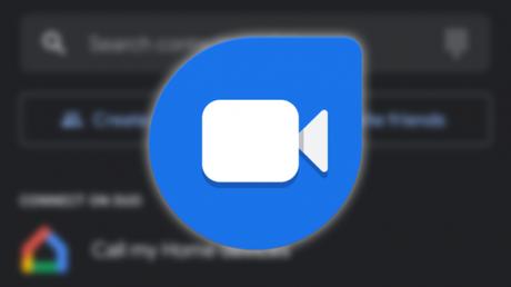 Google Duo Dark Mode