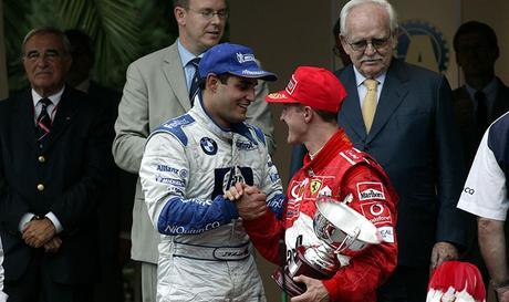 Vittoria meritata per Juan Pablo Montoya al GP di Monaco 2003