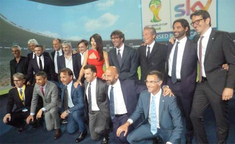 Dal Sudafrica al Brasile, su Sky Sport Uno le partite del Mondiale 2014