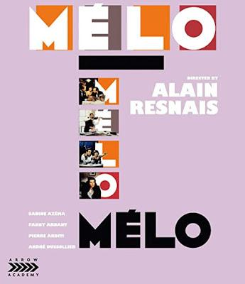 Mélo - Alain Resnais (1986)