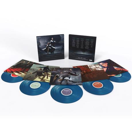 Dishonored, la colonna sonora in vinile