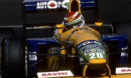 Piquet vinse una gara ad eliminazione nel GP del Canada 1991