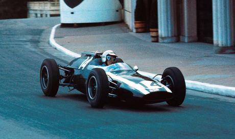 Vittoria di Bruce McLaren nel GP di Monaco 1962