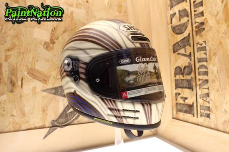 Shoei Glamster J.McGuinness 2020 by PaintNation