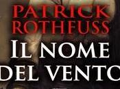 nome vento(The name wind) Patrick Rothfuss