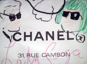 Karl Lagerfeld disegna Lady Gaga Shopping Chanel