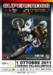 Supercross Sx - 1 Ottobre 2011