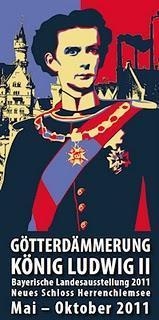 125° anniversario della morte del re Ludwig II