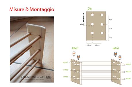 Un Porta Cialde Per Il Caff Di Legno Paperblog
