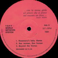 Rosemary's Baby - Love Songs