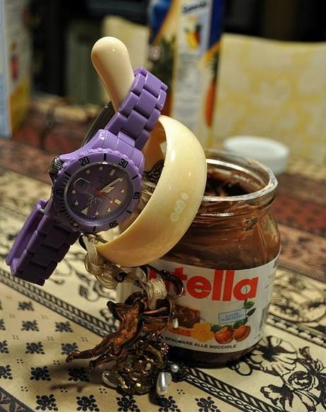 Nutella, don't go breaking my Heart!