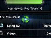 Aumenta durata della batteria l'app ''Ultra Batteria'' iPhone