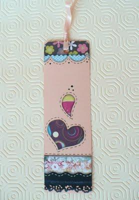 Segnalibri scrapposi! - Scrapbooking Bookmarks