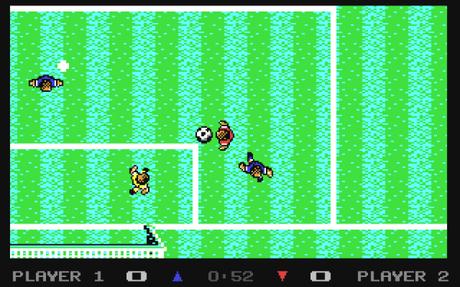 Microprose_Soccer in game