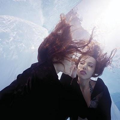 THIS MUST BE UNDERWATER LOVE....