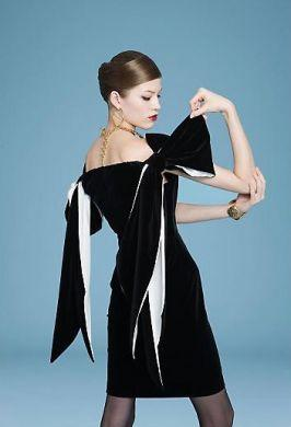 Yves Saint Laurent - Pre-fall collection 2010