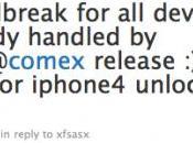 arrivo, Comex, nuovo tool Jailbreak iOS4
