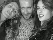 Backstage Alessandra Ambrosio Vogue Japan Anna Dello Russo