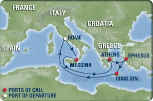 Roteiro Italia 18 Dias