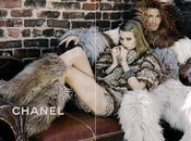 Prima Foto Ufficiale Campagna Chanel Fall Winter 2010/11 Karl Legerfeld