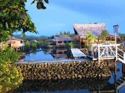 Isole salomone costruisci il tuo atollo privato paperblog for Costruisci il tuo bungalow