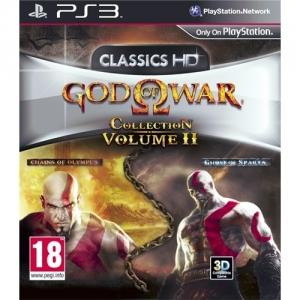 Rumor : conferme sul vero nome di God of War Collection Volume 2 , il prezzo e la sua cover ?