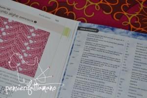 Un libro per imparare: Collezione di punti a maglia