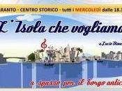 """Luglio """"Terronia"""" sarà Taranto """"L'isola vogliamo"""""""