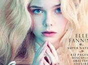 Elle Fanning angelica sulla cover Love Issue