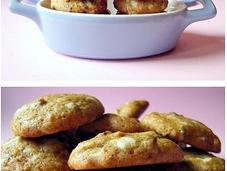 Cookies Cioccolato Bianco Pistacchi