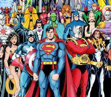 Top 5: i cinque supereroi che avrei potuto essere