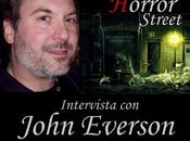 Horror Street: Interview with John Everson