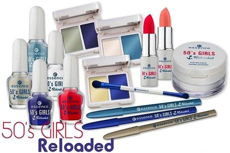 Essence trend edition - Essence 50's Girls Reloaded