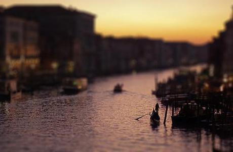 Tiny worlds - Venice