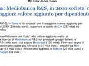 (Milano Finanza)Terna società maggiore valore aggiunto dipendente 2010