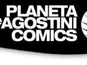 PLANETA DeAGOSTINI COMICS CALENDARIO DELLE USCITE AGOSTO 2011)
