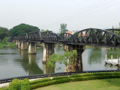 Il ponte sul fiume kwai paperblog - Il giardino sul fiume ...