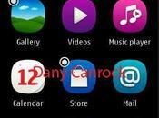 Gallery: Symbian Belle Nokia