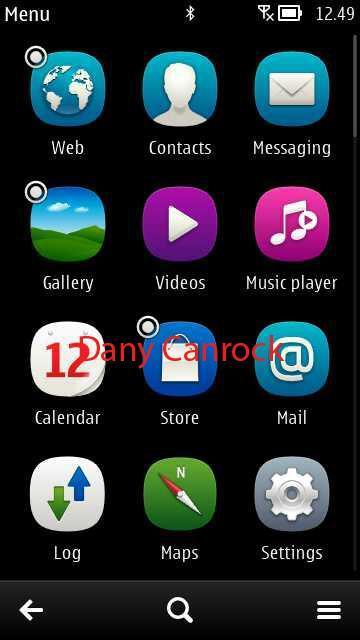 Gallery: Symbian Belle su Nokia N8