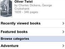 ritorno Google Books Store