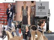 Gossip Girl Blair Waldorf beautiful night dress Jenny Packham