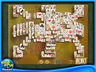 -GMAE-Mahjong Towers Touch HD